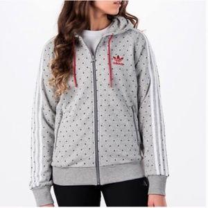 Adidas x Pharrell zip up hoodie